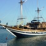 Labuan Bajo boat