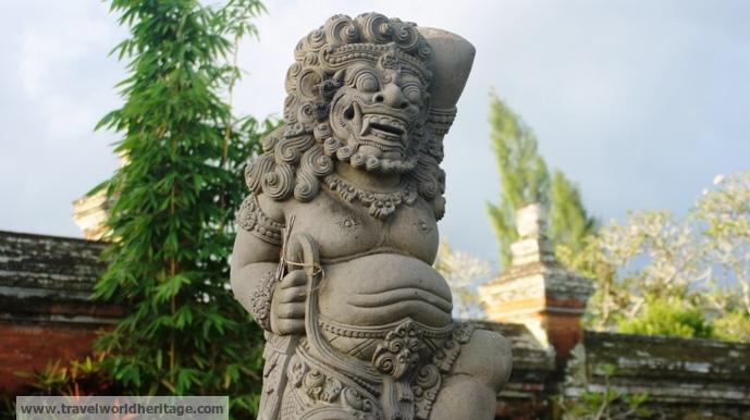 Taman - Indonesia Itinerary