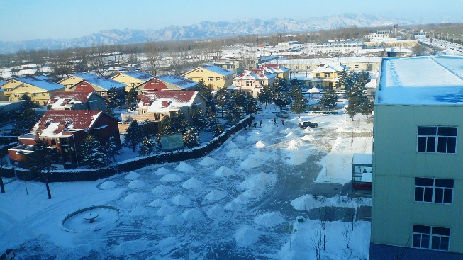 Blizzard - Stuck in Beijing