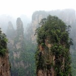 The world of Pandora, Zhangjiajie