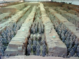 Mauseoleum of the First Qin Emperor