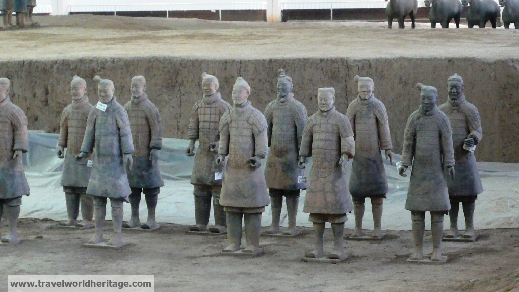 UNESCO Monday #12: Emperor Qin Shi Huang's Fountain of Youth