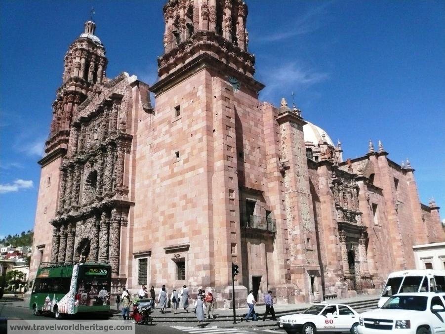 Historic Center of Zacatecas