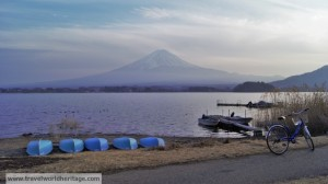 Kawaguchiko - Fuji