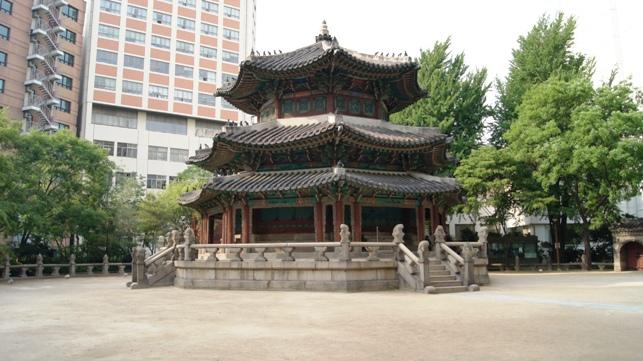 Hwangudan Altar