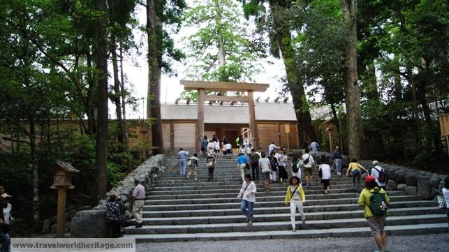 Main Shrine Amaterasu