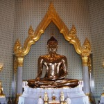 The Golden Buddha, free for locals, 100 baht for foreigners.