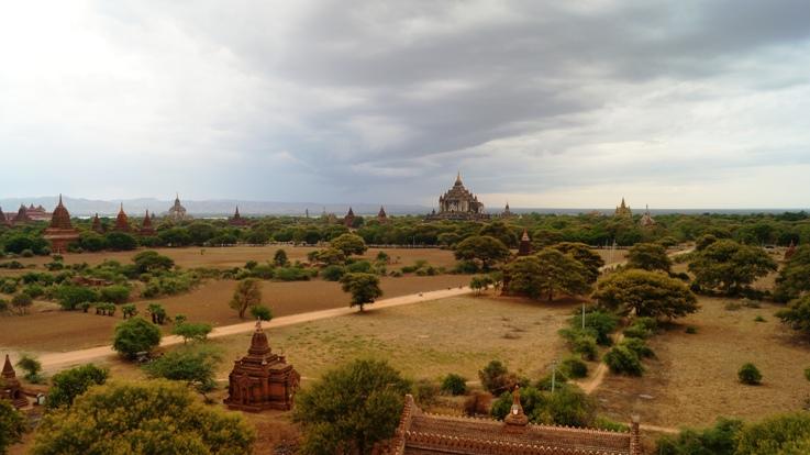 Bagan panoramic