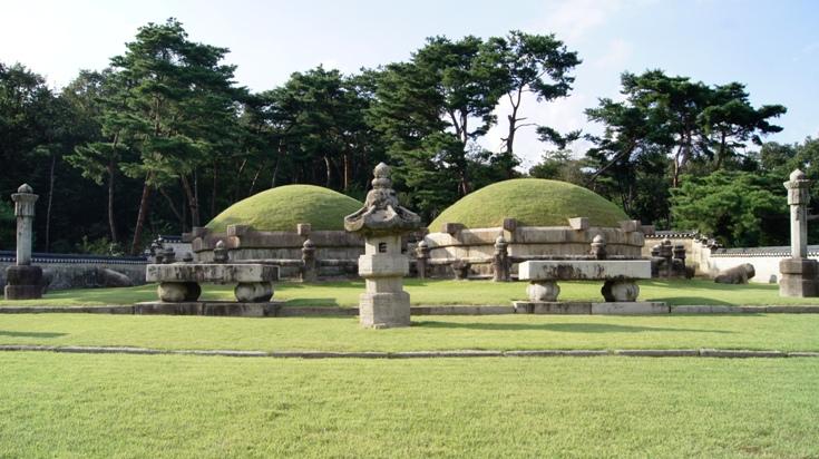 Royal Tombs Joseon