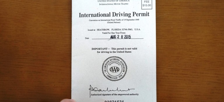 International Driving Permits: What Are They and Do I Need One?